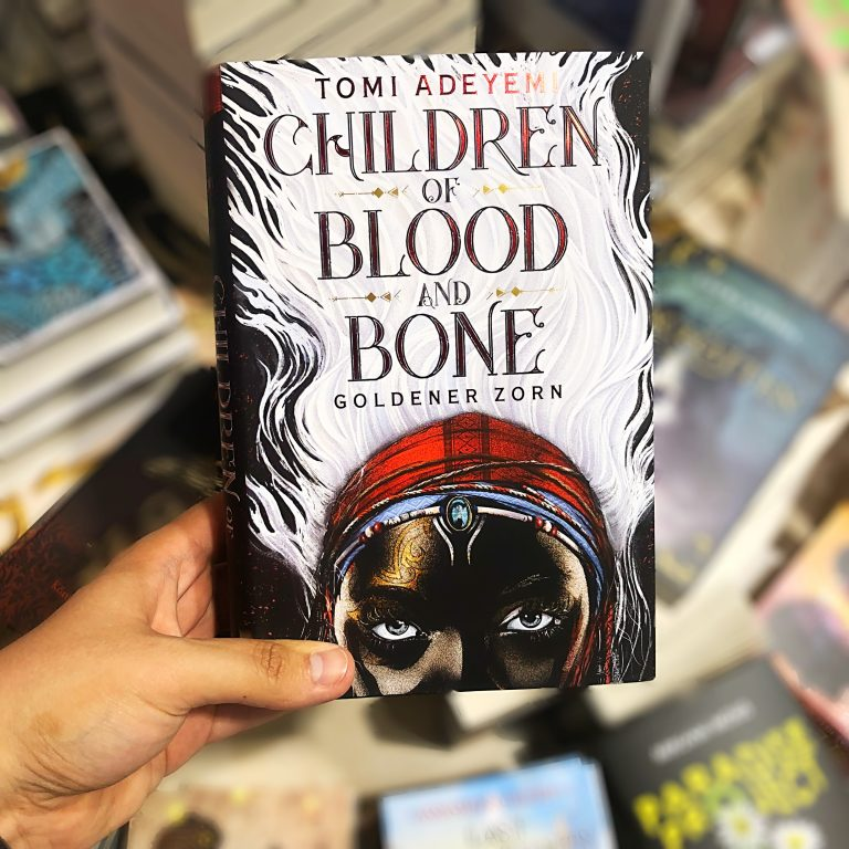 "Bild ""Children of Blood and Bone"""