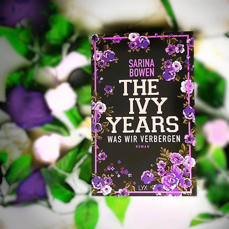 """Beitragsbild """"The Ivy Years - Was wir verbergen"""" von Sarina Bowen"""