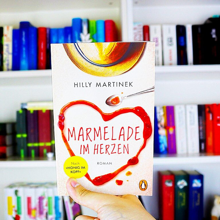 """Beitragsbild """"Marmelade im Herzen"""" von Hilly Martinek"""