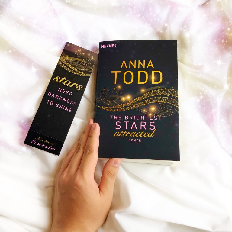 "Beitragsbild ""The Brightest Stars - attracted"" von Anna Todd"