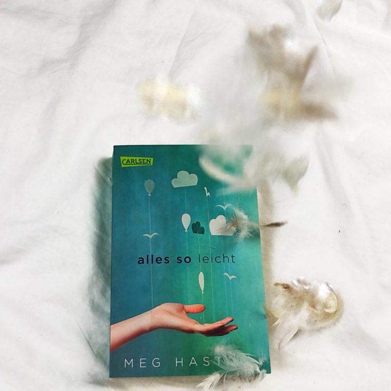 """Beitragsbild """"Alles so leicht"""" von Meg Haston"""