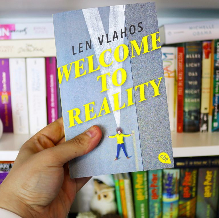 "Beitragsbild ""Welcome to Reality"""