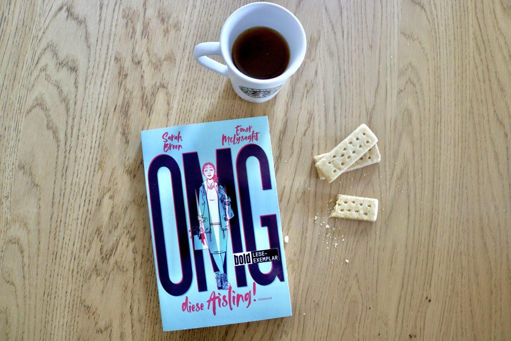 OMG, diese Aisling! mit Shortbread und Tee